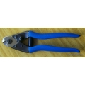 Inner and outer cable cutter (Bowden cable cutter)