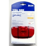 Busch und Muller D-Toplight Plus LED rear lamp