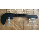 Hesling Original full chain guard