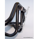 Steco headtube mounted front rack