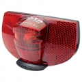 Basta Ray Steady dynamo LED rear light with stand light