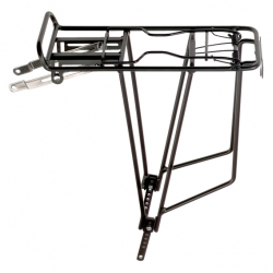 Aluminium rear rack