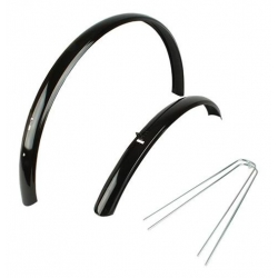 Traditional Steel Mudguard / Fender Set