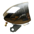 Traditional Dutch front dynamo headlight - Batavus Mondia