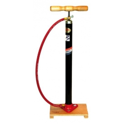 Jumbo Dutch style bike pump