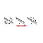 KMC Missinglink chain joiners (work with other chains)