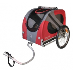 DoggyRide bicycle trailers for dogs