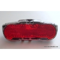 AXA Slim Steady dynamo powered rear light