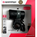 Spanninga Axendo 40 USB battery powered headlight (40 lux)