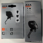 AXA Luxx 70 plus dynamo headlight