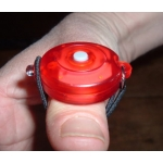 Emergency bike light