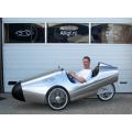 Alleweder A4 velomobile kit