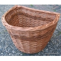 Extra large Basket. Can be used to carry small dog - buff and red willow