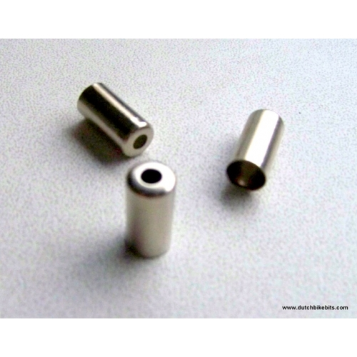 Brake cable ferrules ends