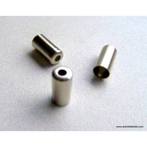 Throttle Cable Ferrule : Brake cable ferrules ends
