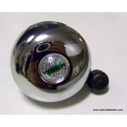 Widek chromed brass bell