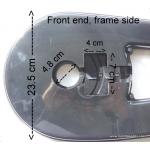 Hesling Original full chainguard / chaincase