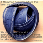 Schwalbe Marathon Supreme tyres