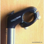 Fixed position quill type handlebar stem