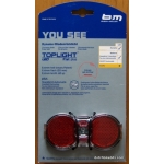 Busch und Muller Toplight Flat Plus LED rear light