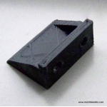 Recumbent bicycle pedal weights