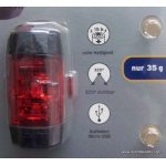 Busch und Muller IXXI battery rear light