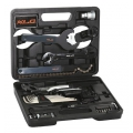 Bicycle repair tool kit