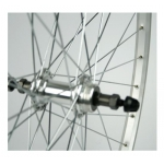 Rear wheels for freewheel bicycles