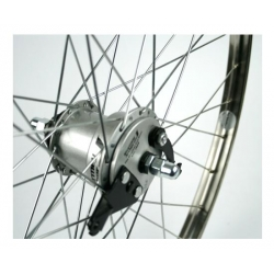 Rear wheels with Sturmey Archer gear and brake