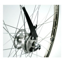 Front wheels with Sturmey Archer hub brakes
