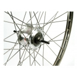 Rear wheels with Shimano Nexus hub gearing