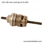 Sturmey Archer hub gear inner workings 3 / 5 speed