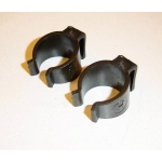Hesling coat protector seat stay clip