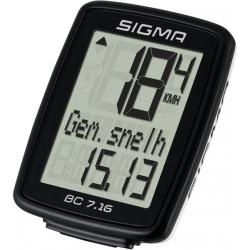 Sigma Topline bicycle computers