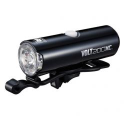 Cateye Volt 200 battery headlight