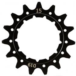 Sprocket for Rohloff hub gear
