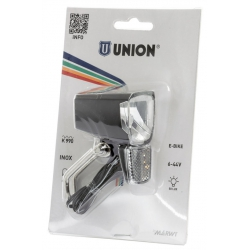 Union UN-4270e Spark-E 50 lux e-bike / battery headlight