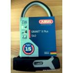 Abus Granit X-Plus 540 U-lock