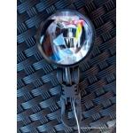 Busch und Muller IQ-X 100 lux hub dynamo headlight