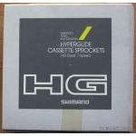 Shimano HG-50 7 speed 13-28 cassette