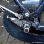 Batavus Chain Tensioners (kettingspanners)