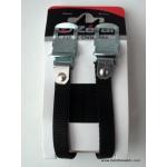Zefal Toe clip straps