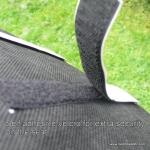 Alligt recumbent / velomobile seat cushion