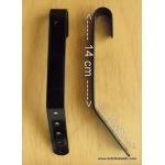 Longer bracket for Steco handlebar mounting rack
