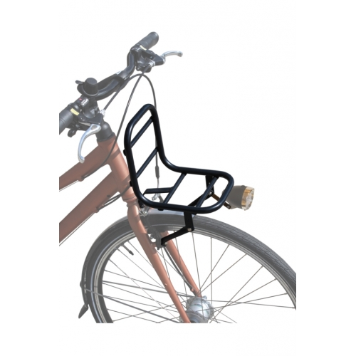 Bicycle Basket Support Bracket Kit with Light Mount