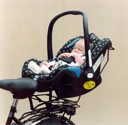 Steco Baby Mee Child Seat Support