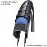 Schwalbe Marathon Plus Tyre